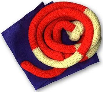 Jumping Silk On Rope* - magic