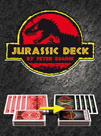 Jurassic Deck - magic
