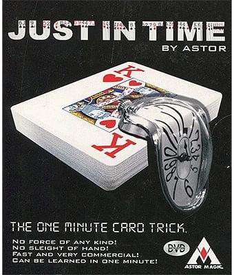 Just In Time - magic