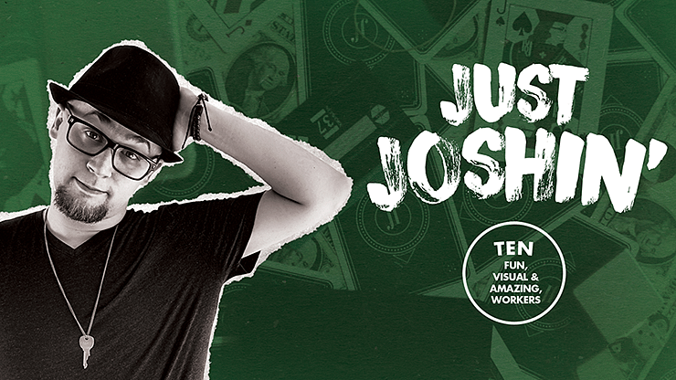 Just Joshin' - magic