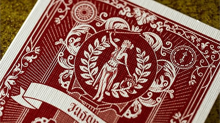 Justice Playing Cards - magic