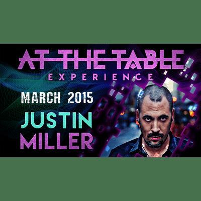 Justin Miller Live Lecture - magic