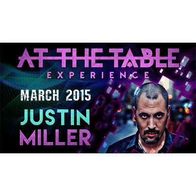 Justin Miller Live Lecture - magic