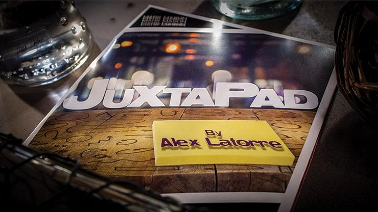 JuxtaPad - magic