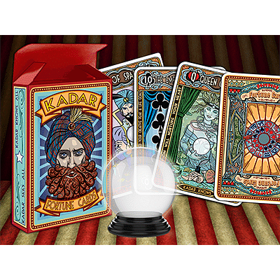 KADAR Playing Cards - magic