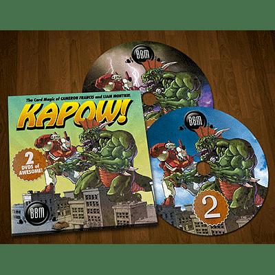 KAPOW! (DVD) - magic