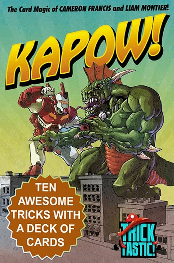 KAPOW! (ebook) - magic
