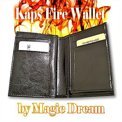 Kaps Fire Wallet - magic
