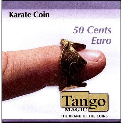 Karate Coin - 50 Euro Cents - magic