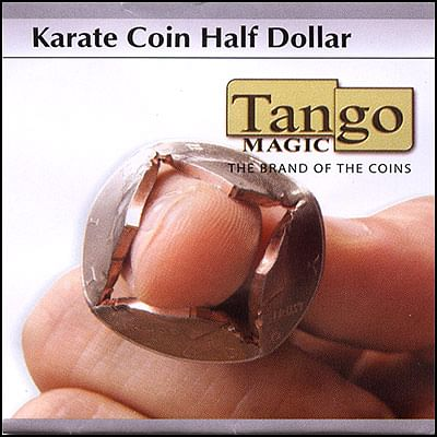 Karate Coin - Half Dollar - magic
