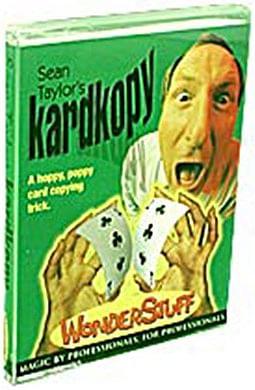 Kard Kopy - magic