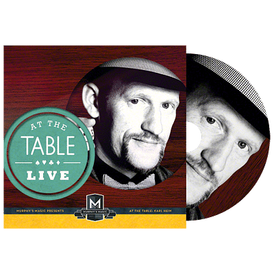 Karl Hein Live Lecture DVD - magic