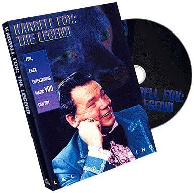 Karrell Fox's The Legend - magic