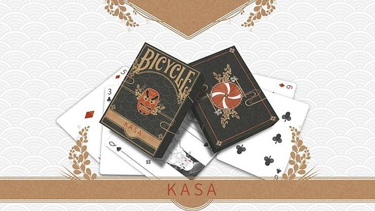 Kasa Dark Edition Playing Cards - magic