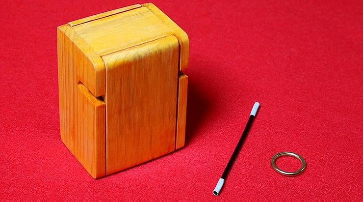 Kennard Box Mystery - magic