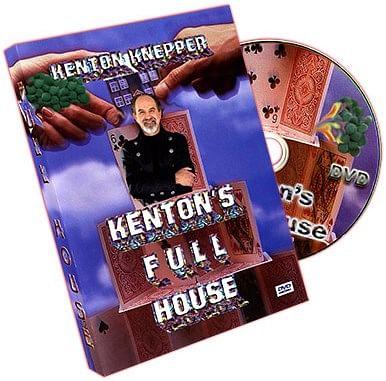 Kenton's Full House - magic