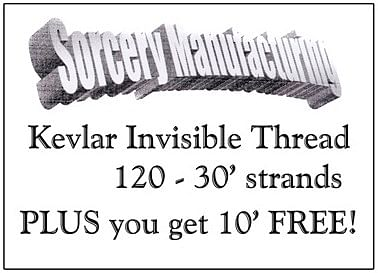 Kevlar Thread 40 ft. - magic