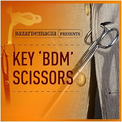 Key BDM Scissors - magic