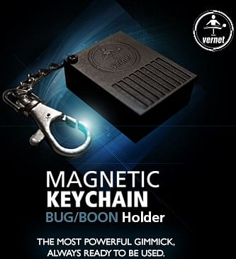 Keychain Magnetic Holder Bug Grease - magic