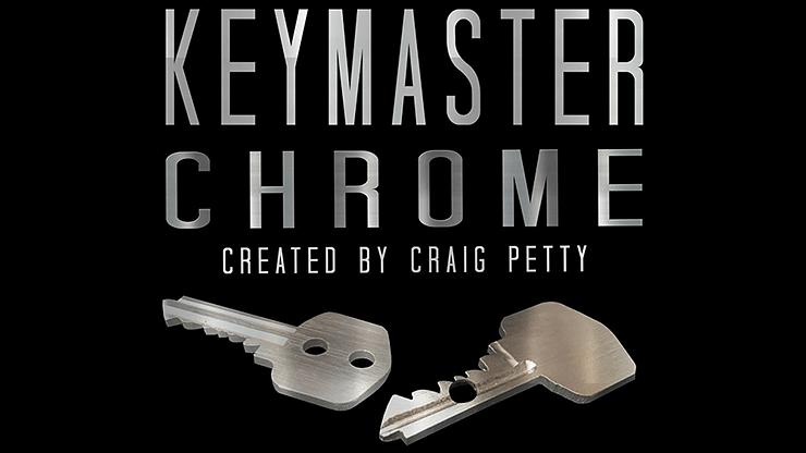 keymaster chrome  world magic shop  vanishing inc magic