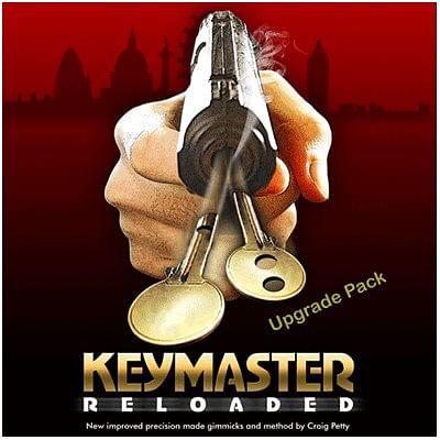 Keymaster Reloaded Upgrade Pack - magic