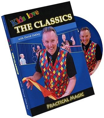 Kids Love The Classics - magic
