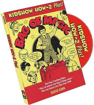 Kids Show How-2 - magic