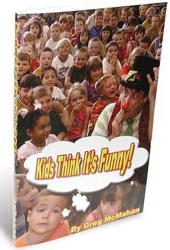 Kids Think It's Funny - magic
