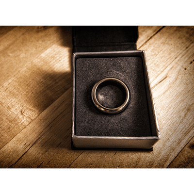 Kinetic PK Ring (Curved) - magic