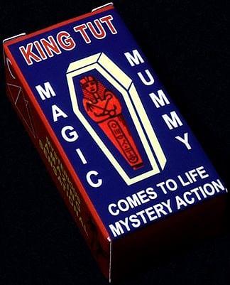 King Tut - magic