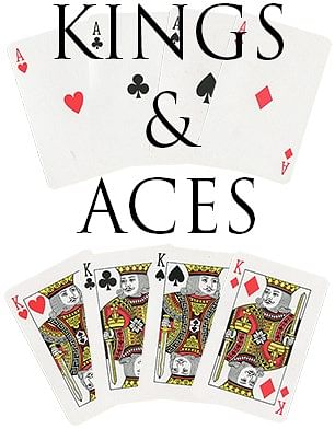Kings to Aces - magic