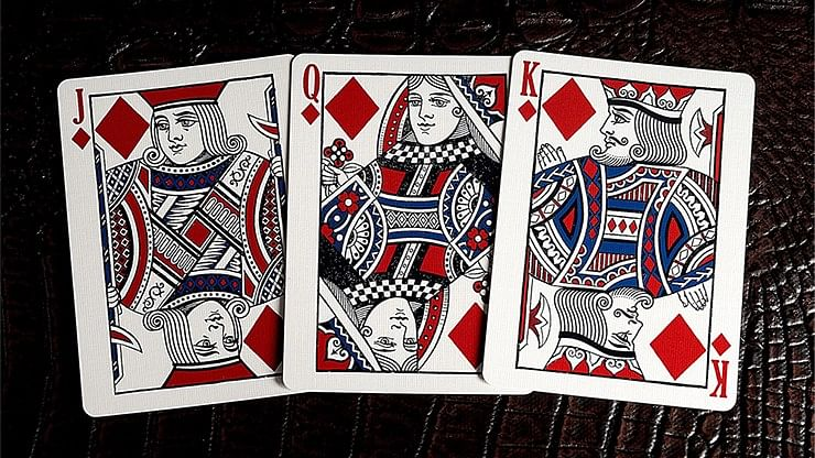 Kings Wild Americana Limited Edition Playing Cards