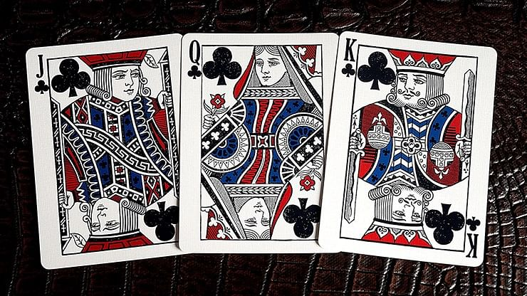 Kings Wild Americana Murphy's Magic Edition Playing Cards