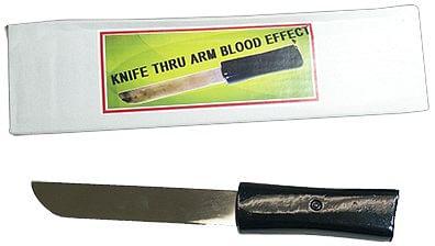 Knife through Arm - magic