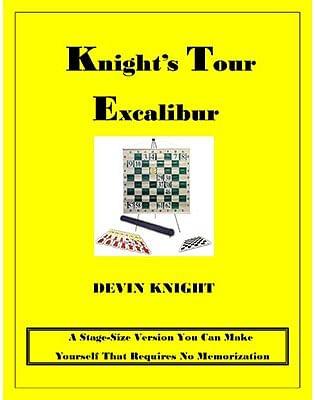 Knight's Tour Excalibur - The Book - magic