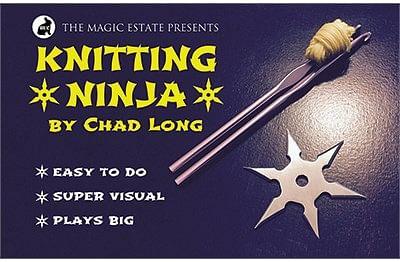 Knitting Ninja - magic