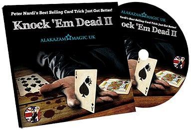 Knock'em Dead 2 - magic