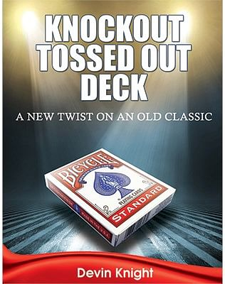 Knockout Tossed Out Deck - magic