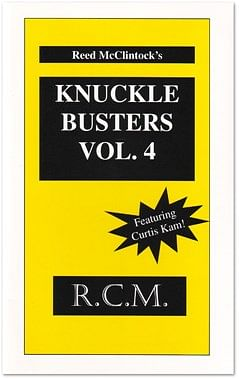 Knuckle Busters - Volume 4 - magic