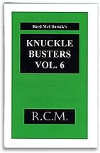 Knuckle Busters - Volume 6 - magic