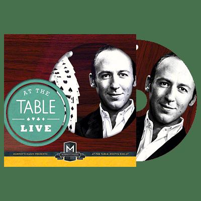 Kostya Kimlat Live Lecture DVD - magic