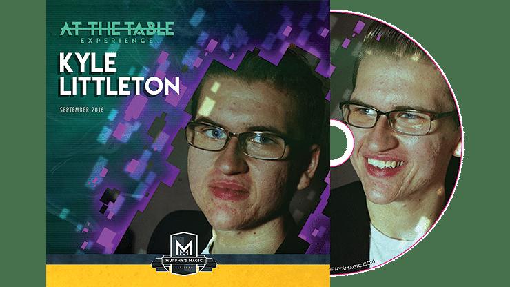 Kyle Littleton Live Lecture DVD - magic