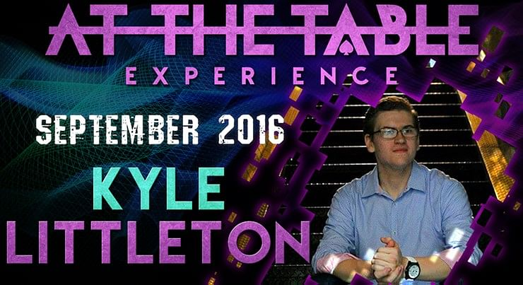 Kyle Littleton Live Lecture  - magic