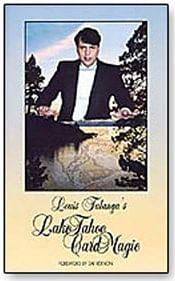 Lake Tahoe Card Magic - magic