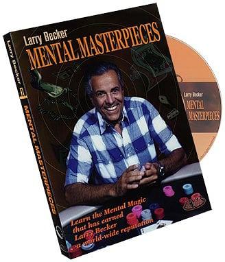 Larry Becker's Mental Masterpieces Volume 2 - magic