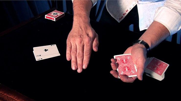 Las Vegas Aces (DVD and Gimmicks)