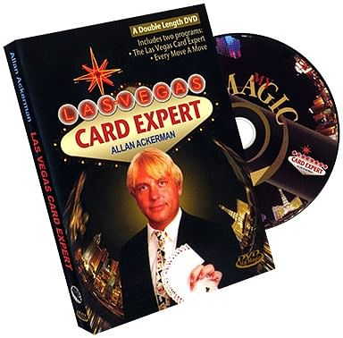 Las Vegas Card Expert - magic