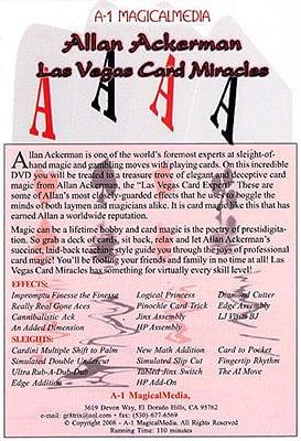 Las Vegas Card Miracles