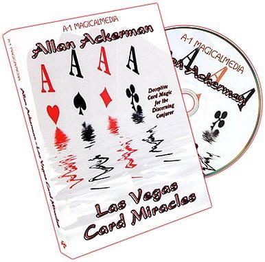 Las Vegas Card Miracles - magic