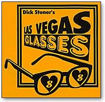 Las Vegas Glasses - magic